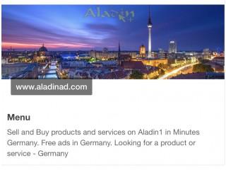 Aladin Kleinanzeigen kostenlos